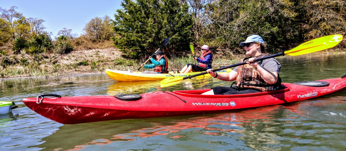 In Order For You To Enjoy Your Time On The Water Myrtle Beach Kayak Tour There Are Three Rules Should Learn